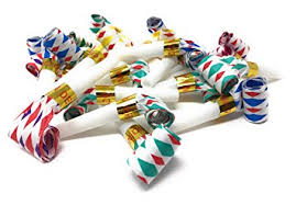 new year s noisemakers bulk bulk toys party pack of 36 noisemakers our outs