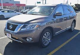 nissan pathfinder liftgate struts certified pre owned 2014 nissan pathfinder sl sport utility in