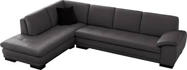 Wade Leather Sofa Jerald Leather Sectional Reviews Allmodern