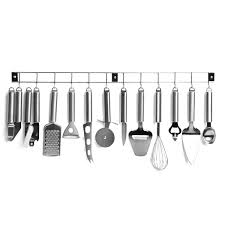 ustensile de cuisine kitchen artist barre 12 ustensiles de cuisine en inox fouet