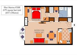 Hilton Hawaiian Village Lagoon Tower Floor Plan Ilikai Marina 388 Waikiki Vacation Rentals
