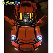 lego porsche box susengo led light kit for porsche 911 gt3 rs compatible with
