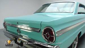 132887 1965 ford falcon futura youtube