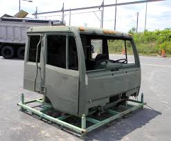fmtv lmtv green cab assembly
