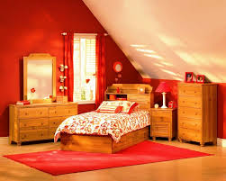 fantasy bedroom ideas for women with pink mural walls and sliding cute loft bedroom ideas for women with wood furniture set and slanted ceiling