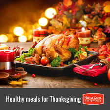 thanksgiving meals that benefit seniors after stroke or attack