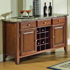 prime montibello transitional marble veneer top 3 drawer 2 door