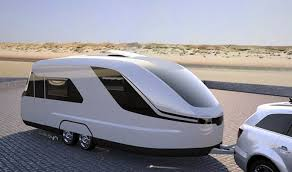 Luxury Caravan A 500 000 High Tech Caravan Features Its Own Cinema And Touch
