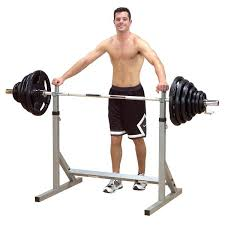 Everlast Olympic Weight Bench Olympic Weight Bench Squat Rack Press Lifting Workout Exercise
