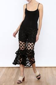 pol holiday party pants from kentucky by labella boutique u2014 shoptiques