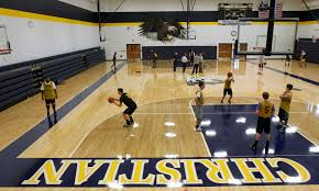 new gym spurs toledo christian the blade