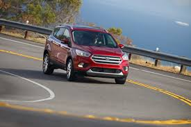Ford Escape Quality - 2017 ford escape arrives in may with fordpass services and apple