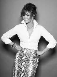 italian domme in hair curlers jaclyn smith timeless beauty style on the cat walk pinterest