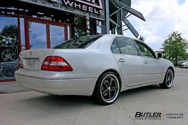 lexus ls 430 commercial lexus ls430 with 20in tsw rivage wheels exclusively from butler