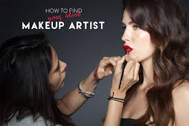 how to be a makeup artist how to find your ideal makeup artist master beauty photography
