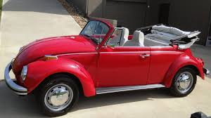 red volkswagen convertible 1972 volkswagen super beetle convertible f81 kansas city 2016