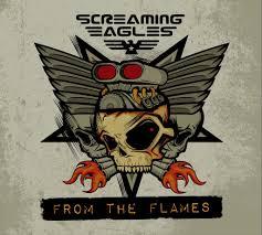 screaming eagles u0027from the flames u0027 u2013 cargo records uk