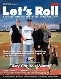 reagor auto group carson ogle let u0027s roll magazine student