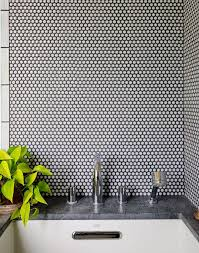 penny tile designs that look like a million bucks with standard penny round tile is  in diameter from homeditcom