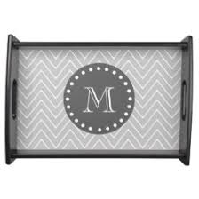 monogrammed platters personalized serving trays pretty pattern gifts