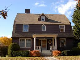 gambrel style homes photo page hgtv