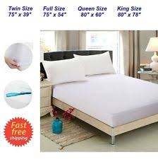 mattress pads and feather beds ebay