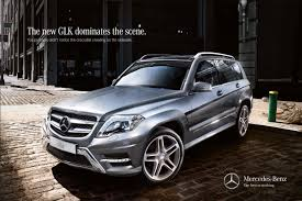 mercedes ads mercedes benz glk