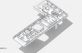 Treehouse Floor Plan by Oblique Floor Plans Visualizing Architecture