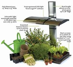 Kitchen Herb Garden Design Garden U0026 Landscaping Interesting Led Kitchen Garden Supporting