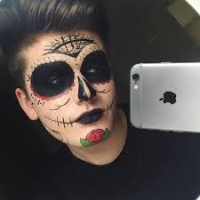 58 halloween makeup designs ideas for women men and kids