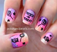 cute halloween nail design nails pinterest halloween nail