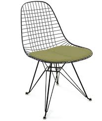 Chair Case Case Study Wire Chair Eiffel Base Modernica Wire Chairs
