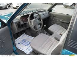 mazda b2200 1993 mazda b series truck b2200 regular cab interior photo