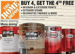 home depot promotion code black friday 2016 home depot deals b3g1 free paint 2 charcoal more
