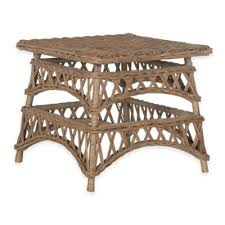 Wicker Accent Table Buy Book Accent Table From Bed Bath Beyond