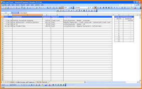 Spreadsheet For Budgeting Monthly by 7 Monthly Expenses Template Monthly Bills Template