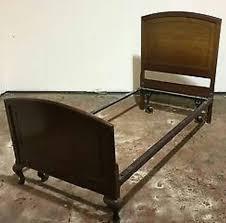 Vono Bed Frame Antique Vono Bed Frame In Sheffield South Gumtree
