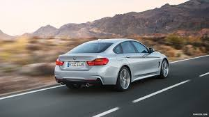 bmw gran coupe 4 series 2015 bmw 4 series gran coupe m sport package rear hd wallpaper 4