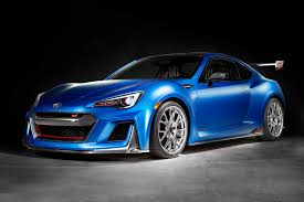frs with lexus front end subaru brz sti coming to us autoguide com news