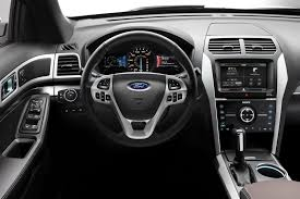 Ford Explorer Black - 2014 ford explorer sport black top auto magazine