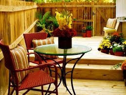How To Decorate Decks And Patios How To Maintain A Deck Hgtv