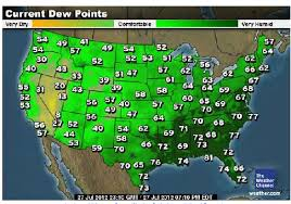 Comfortable Dew Points Through A Running Lens Dew Point And Runners What Is It And Why