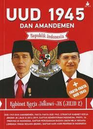 profil jokowi dan jk bukukita com uud 1945 dan amandemen republik indonesia kabinet