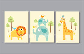 Wall Art For Kids Room by Art Wall Art For Kids Bedrooms