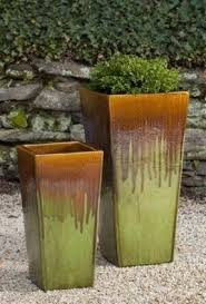 large ceramic outdoor planters foter