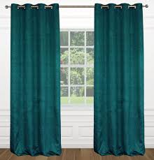 Peacock Curtains Engaging Teal Curtain And Cushion Set Panel Curtains Teal Thermal