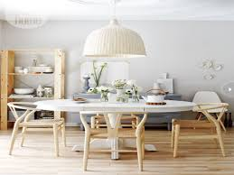Scandi Style Nice Scandi Dining Table On Interior Remodeling Plan With