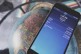 Time Zone Converter Map by The Best Time Zone Calculator For Iphone U2013 The Sweet Setup