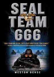 amazon com seal team 666 a novel 9781250007353 weston ochse