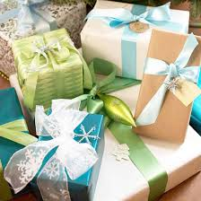 how to wrap presents how to wrap christmas presents from better homes gardens